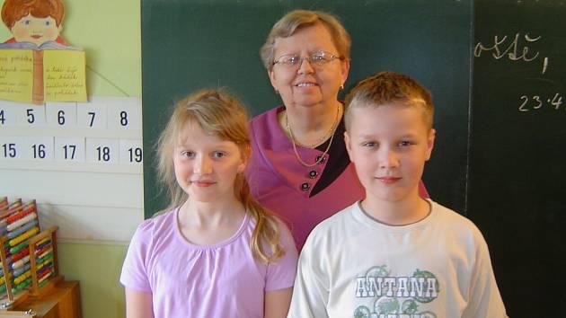 Už jenom několik málo dní zbývá malým recitátorům ze Základní školy v Černíkovicích do Národní přehlídky dětských recitátorů.