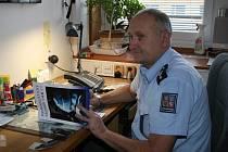 Nadporučík Miloslav Šíba získal ocenění jako nejlepší veterán uniformované policie