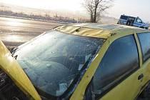 Nehoda Rychnovsko