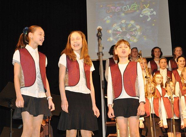 Jarní koncert maličkých aneb Jmenovánky