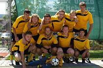7. ročníku Turnaje v malé kopané uspořádal Hokejový klub Bílý Újezd