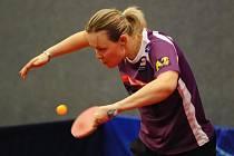 ANDREA MACUROVÁ přispěla ziskem 2,5 bodu k výhře doberského B–týmu nad MS Brno A