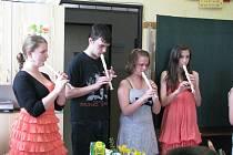 Flétnový koncert na rozloučenou