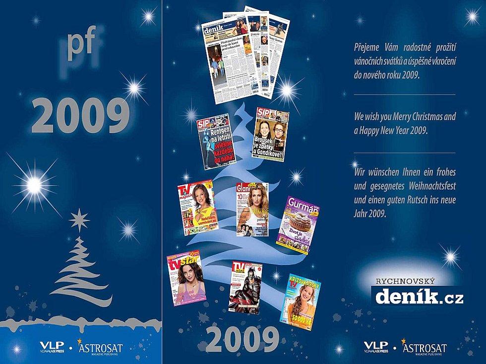 PF 2009 - Rychnovský deník.