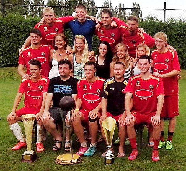 Vítězný double. Pětadvacátý ročník futsalového Dobrušského poháru ovládly mužské i ženské týmy  AC Gamaspol Jeseník.