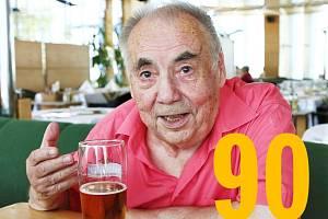 Čestný občan Dobrušky František Filip oslavil 26. prosince 2020 své devadesátiny.