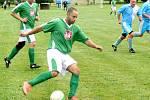 Okresní přebor IV. třídy ve fotbale: Křovice - Olešnice v Orlických horách.