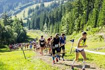 Závody českého trailového poháru  lákají běžce všech výkonnostních kategorií.