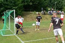 Voděrady hostily 22. ročník turnaje v malé kopané Vršovan Cup 2016.
