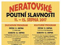 Neratovské poutní slavnosti.