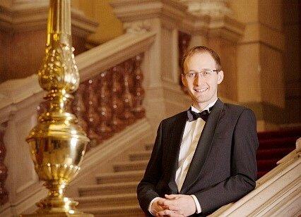 VARHANÍK TĚLEM I DUŠÍ. Pavel Svoboda se do organizace festivalu piustil před třemi lety, kdy se konal první ročník. Foto: Jan Ježdík