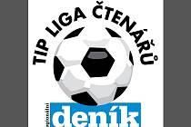 Logo Tip ligy čtenářů Deníku