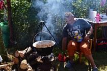Letní gulášové slavnosti v Bolehošti