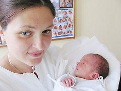 ŠIMON LUDVÍK: Rodiče Dominika Slezáková a Petr Ludvík z Rychnova přivedli na svět syna. Narodil se 24. června ve 12.04 hodin s váhou 3,02 kg a délkou 49 cm. Tatínek byl u porodu a zvládl to výborně.