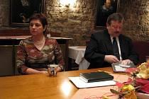 Lidovci na Rychnovsku čekali až na celorepublikový sněm KDU–ČSL v Pardubicích, který oficiálně zveřejnil kandidáty do Senátu.