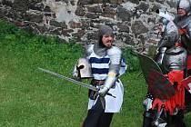 Na hradě Potštejn dojde k Přepadení na kupecké stezce.
