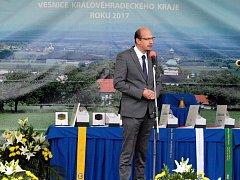 Přepychová sobota v Přepychách, jež se pyšní titulem Vesnice roku 2017