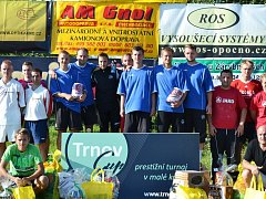 Sedmý ročník turnaje v malé kopané Trnov Cup.