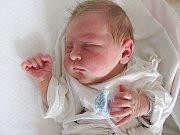 ANTONÍN PULTAR: Manželé Marie a Michal Pultarovi z Opočna přivedli na svět syna. Narodil se 27. března ve 4.19 hodin s váhou 3,7 kg a délkou 52 cm. Doma se na brášku těší Maruška.
