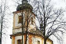 Lukavice, kostel Nanebevzetí Panny Marie