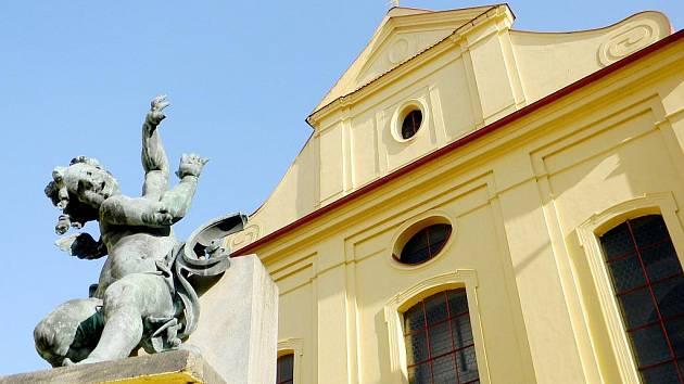 Dobruška, kostel sv. Václava