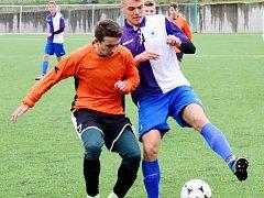 Devět gólů padlo v utkání Krajského přeboru dorostu Rychnov nad Kněžnou - Pardubičky. Z výhry 8:1 se radovali favorizovaní hosté.