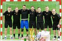 Čtrnáctý ročník jaroměřského Jelichov Cupu vyhrál tým Balón do šprajcu (nováček turnaje).