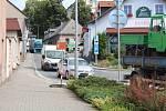 Provoz v Komenského ulicí. Foto: Deník/Jana Kotalová