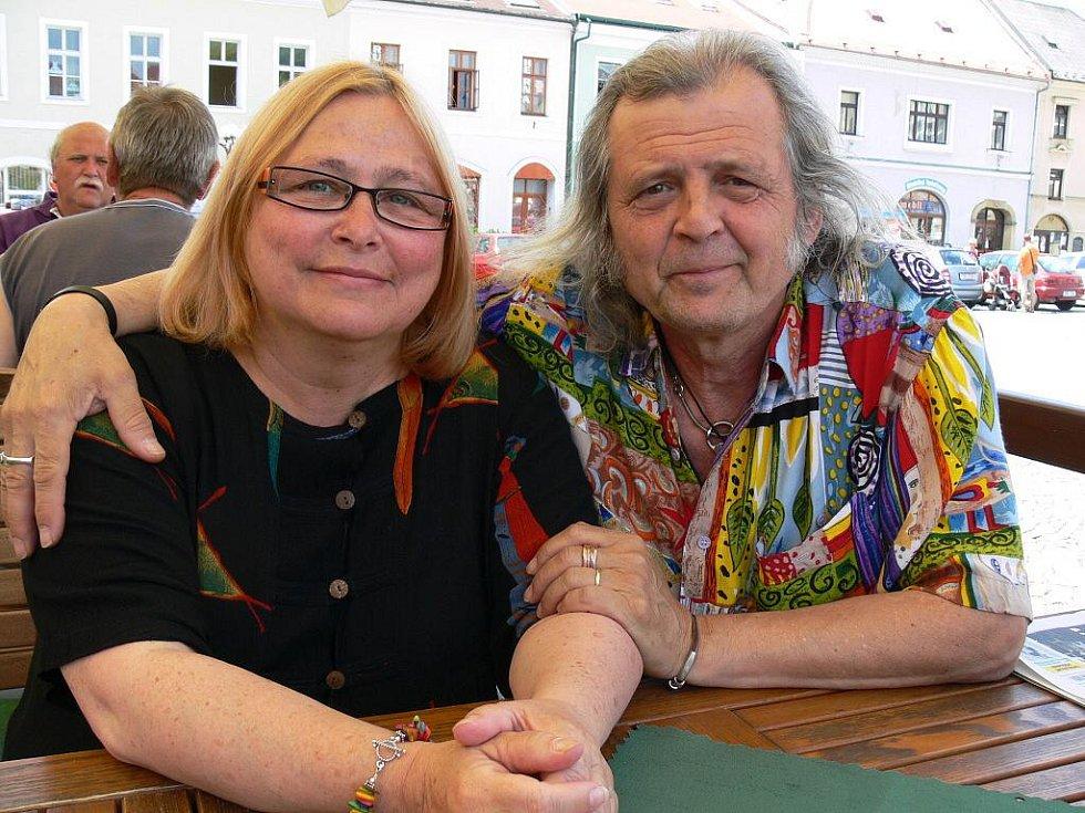 Manželé Novákovi