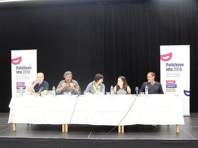 Již 25. ročník festival Poláčkovo léto proběhne od 24. června do 4. července.