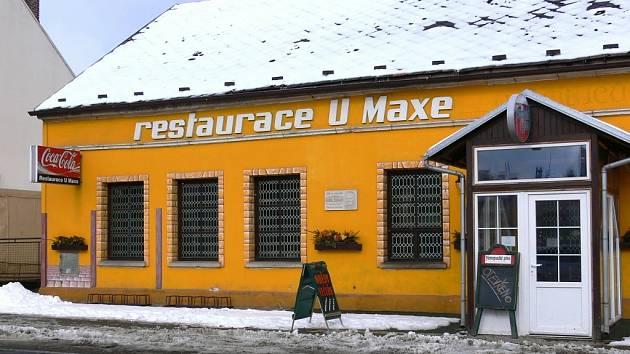 RESTAURACE U MAXE - Ostroměř