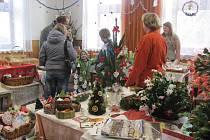 Vánoční atmosféra v Hlinném