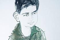 Poznáte se na kresbě Jiřího Šlitra?