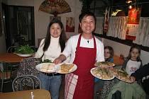David Hoang připravuje vietnamské novoroční menu.