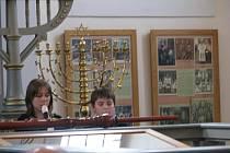 Koncert v rychnovské synagoze.