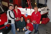 Recyklujte s dobrovolnými hasiči