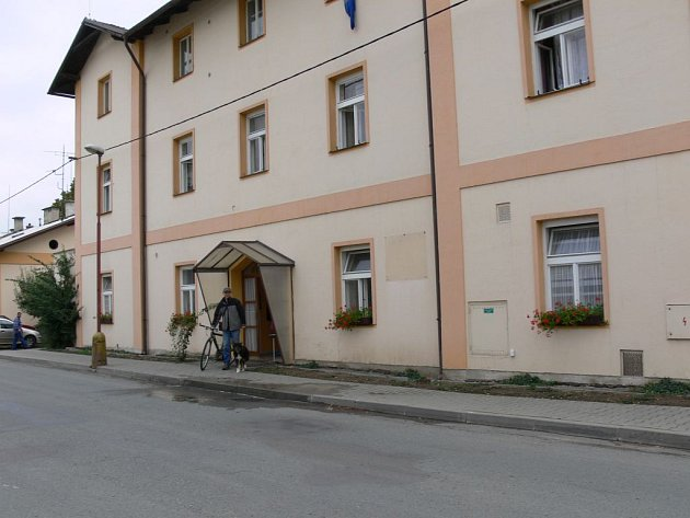 Emauzský dům Rychnov nad Kněžnou.