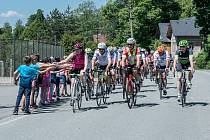 Turné na kole pomůže dětem.