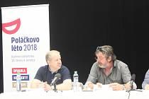Alexej Pyško, patron 25. ročníku festivalu Poláčkovo léto.