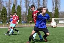 Dobruška B – 1. FC Rokytnice 3:0 (1:0)