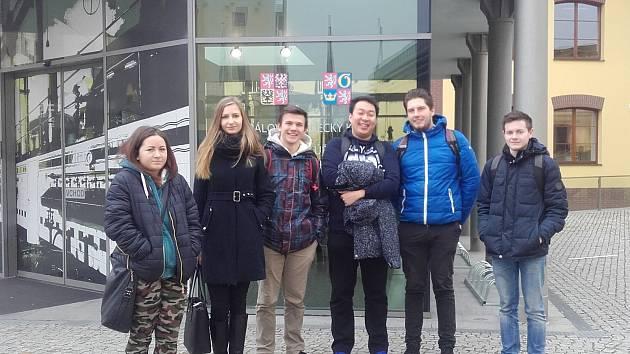 Studenti kostelecké obchodní akademie slaví úspěchy v Ekonomické olympiádě.