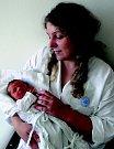 JOSEFÍNA ŠITINOVÁ: Rodiče Martina Pokorná a Josef Šitina z Ježkovic přivedli na svět dceru Josefínu, která se narodila  7. 6. v 19.17 hodin. (2,44 kg a 47 cm).