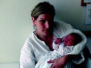 MATĚJ BARVÍNEK: Rodiče Zdena a Jan Barvínkovi přivedli na svět syna Matěje, který se narodil 9. 6. ve 13.27 hodin (4,05 kg a 54 cm). Tatínek byl u porodu a zvládl to skvěle. Doma se na brášku těší Honzík.