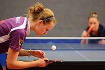 Extraligové stolní tenistky SK Dobré se budou ve čtvrtfinálových zápasech play off s družstvem Frýdlantu nad Ostravicí spoléhat na hráčské umění Daniely Rozínkové.