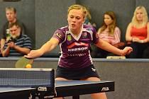 Kateřina Rozínková přispěla dvěma body k výhře extraligového týmu SK Dobré nad Hlukem 6:2.