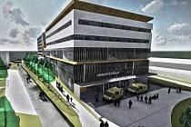 Horentní investice poputuje do rychnovské nemocnice. Přes 380 milionů má stát nový areál urgentní medicíny.