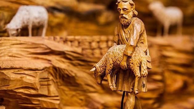 Betlém, figurka