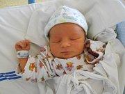 František Marčík se narodil 20. prosince 2018 v 01.17 hodin s váhou 3 650 g a délkou 50 cm. Z miminka se těší Veronika a František Marčíkovi z Borohrádku a sestry Valerie a Antonie. Tatínek to u porodu zvládl na jedničku.
