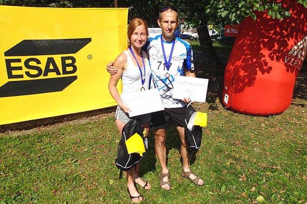 DRUHÝ ROČNÍK Rychnovského půlmarathonu nejrychleji absolvovali Bohumil Jirout a Simona Müllerová.