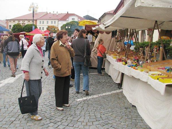 Ze Svatováclavských slavností vDobrušce